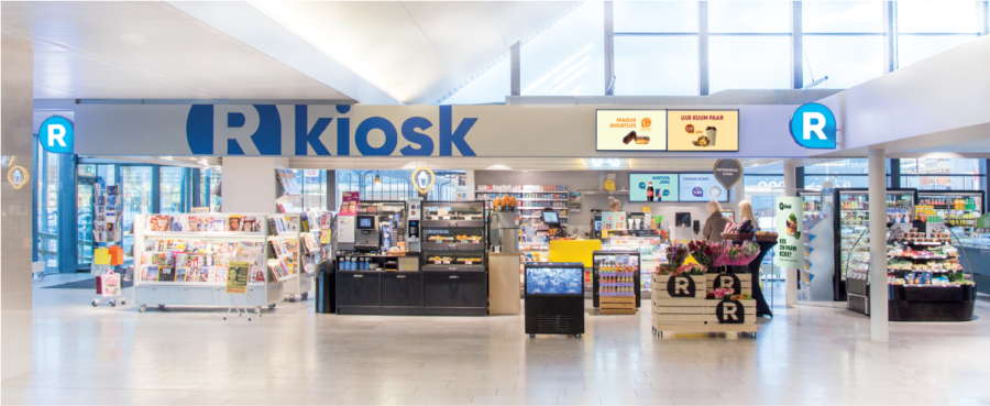 R-Kioski teistmoodi frantsiis – lihtsam viis hakata ettevõtjaks - Franchising.ee